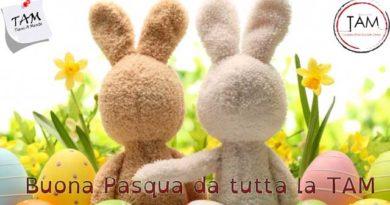 Buona Pasqua da tutti noi