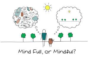 mindfulness stress consapevolezza