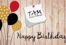 Buon Compleanno TAM: per Tenere A Mente il nostro percorso