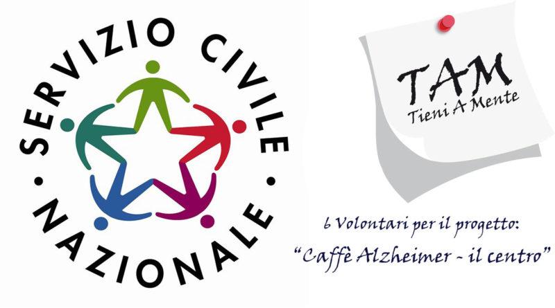 BANDO PER LA SELEZIONE DI 3.524 VOLONTARI DA IMPIEGARE IN PROGETTI DI SERVIZIO CIVILE NAZIONALE NELLA REGIONE CAMPANIA. CALENDARIO COLLOQUIO PROGETTO ''CAFFÈ ALZHEIMER II EDIZIONE''
