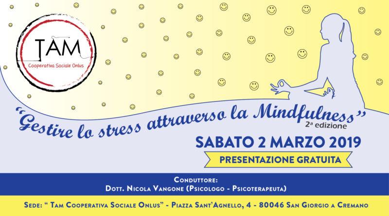 Mindfulness: la seconda edizione del corso a Napoli