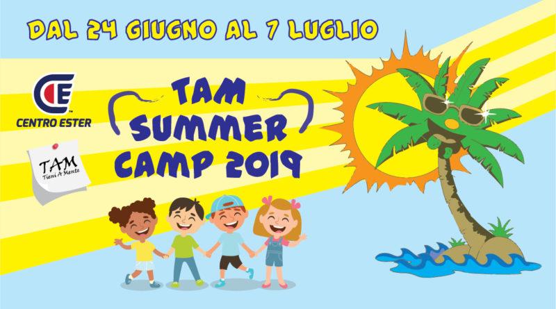 TAM Summer Camp: il campo estivo per l'inclusione sociale dei ragazzi con autismo