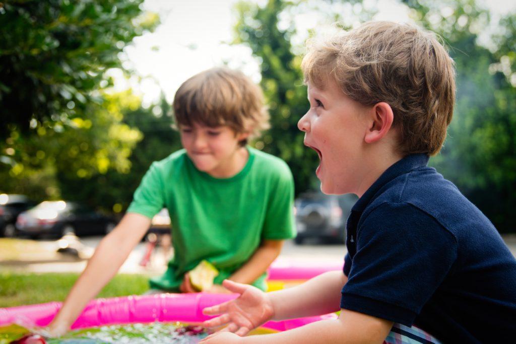 giocare, bambini, inclusione sociale, autismo