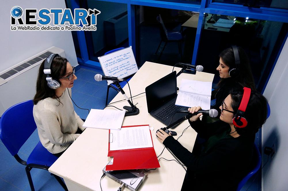 Radio ReStart va in onda con la puntata di presentazione
