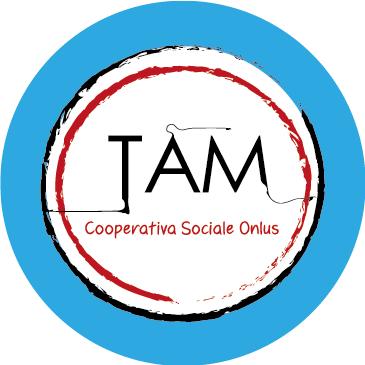 logo tam cooperativa sociale onlus san giorgio a cremano napoli