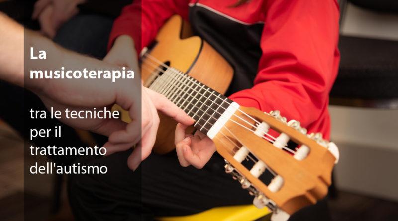 La musicoterapia tra le tecniche per il trattamento dell'autismo